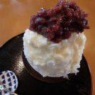 氷がシュワッ♪三田の喫茶店「こもれび」の自家製ジャムのかき氷