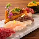 【開店】「伊勢佐木町 肉寿司」OPEN!馬肉などさまざまな種類の肉寿司を堪能