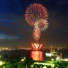 「横浜スパークリングトワイライト2018」開催!花火の前も楽しめるイベントが満載