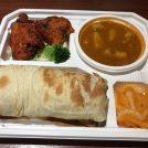 50cmのナンに衝撃~!! インド料理「ロイヤルキッチン」のお弁当 @北習志野