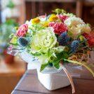 お手頃価格♪可愛いお花屋さんatelier bloom K@松山市夏目