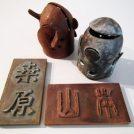 講座「ろう型でつくる青銅の表札とランプシェード」/枚方市立旧田中家鋳物民俗資料館