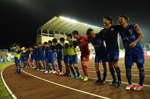 FC町田ゼルビア、金沢を破り2位キープ!今夜7/25(水)もホームで京都戦