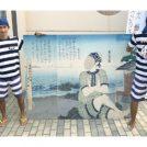 大磯町が明治150年記念行事で 当時の海水浴場の雰囲気を紹介