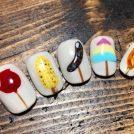 東小金井の子連れ大歓迎のネイルサロン「ironoha nail salon」で夏ネイル