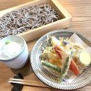 【代々木】「山形蕎麦茶寮 月の山」で楽しむ、大人の小粋な板蕎麦ランチ〜都内で楽しむ田舎蕎麦#1