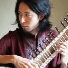 【太白区向山】インド音楽ライブ「向山の夕べ」