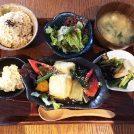 丹波の有機農園直営カフェ「PUBLIC KITCHEN cafe中崎町店」で野菜たっぷりランチ♪
