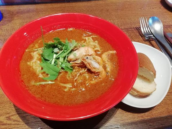 【虎ノ門】海老専門店の海老ラーメン!世界的高級食材、天使の海老とは?