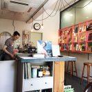 JAZZを聴きながら美味しいアイスコーヒーを☆大阪「LONG WALK COFFEE」