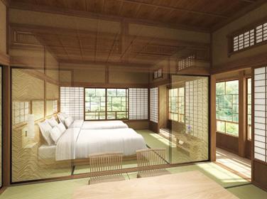 鎌倉の古民家をリノベーション ラグジュアリーホテル「古今」誕生