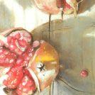 「若菜由三香 絵画展~ひかりの音~」入場無料、作家在廊で25作品を展示
