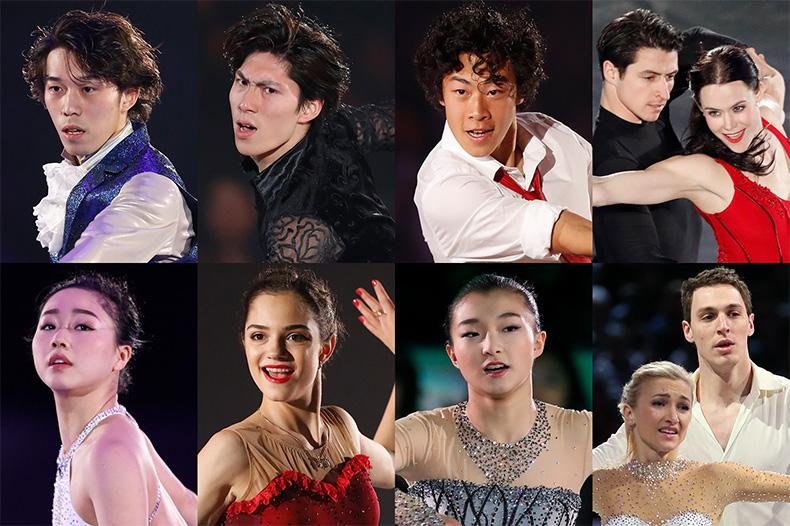 貴重な映像をたっぷり追加した特別版「Dreams on Ice 2018 特別版」