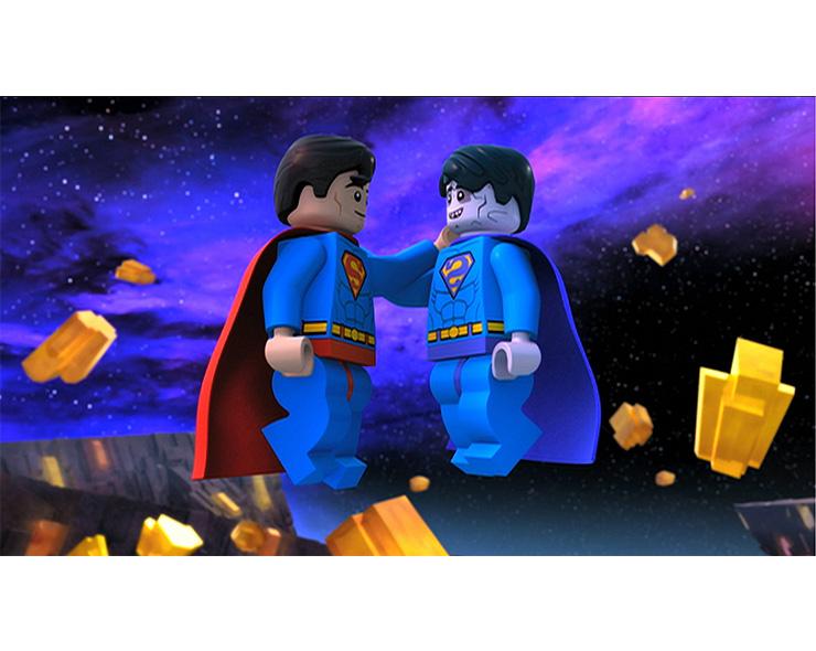スーパーヒーロー大集合!? カートゥーン夏スペ 長編祭り LEGO(R)シリーズ