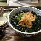 あざみ野「蕎麦匠  源」美味しい蕎麦とカフェで寛ぎのランチタイム