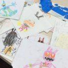 子どもの作品を一冊の本に!980円+税でメモリーブックを作成@キンコーズ・千葉中央店
