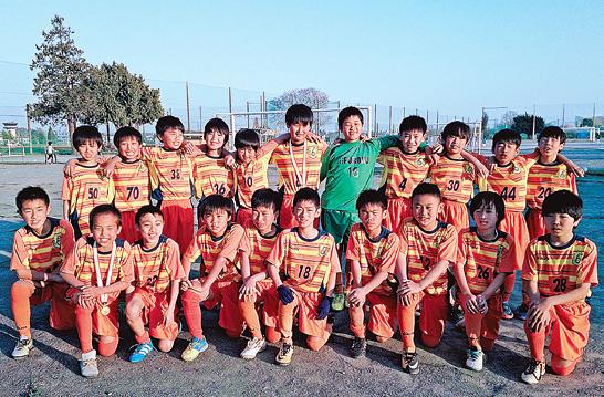 府ロクサッカークラブ ジュニア U-12