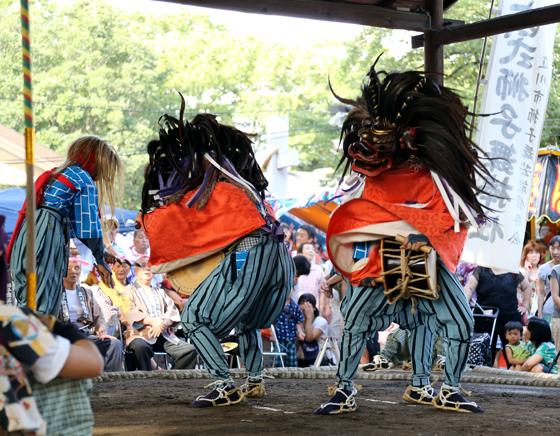 立川諏訪祭り