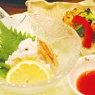 【国立】小粋な和食処で鱧を味わう「食彩 わらび亭」