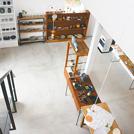 日々の暮らしを素敵にする器や小物と喫茶を楽しめる店 yukimichi