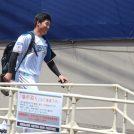 清宮クンが目の前をダッシュ~! ファイターズ、ファームでがんばる選手の出待ちはココ!@鎌ケ谷