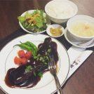 『中国酒家 山海宴@千葉中央』の黒酢酢豚が肉ジェニックすぎる!!