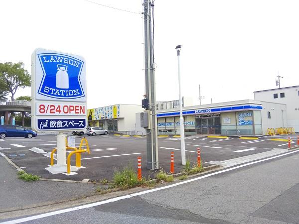 【開店】「ローソン千葉おゆみ野中央四丁目店」が8/24(金)にオープン