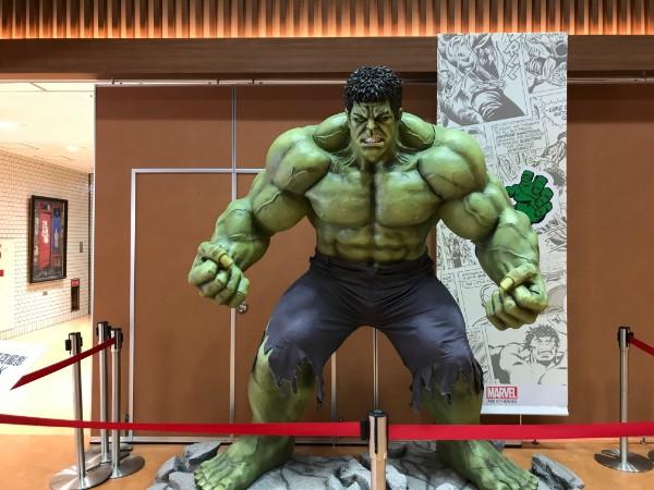 【仙台駅東口 】マーベル展に行ってきました。