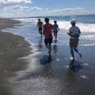 湘南ビーチランニング!猛暑だからこそ涼しいビーチでランニング