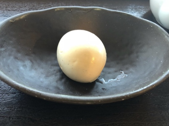 ここでしか食べられない「出来立てきなな」を食べに。京都祇園へ。
