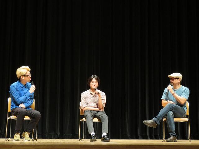 ☆トークショー