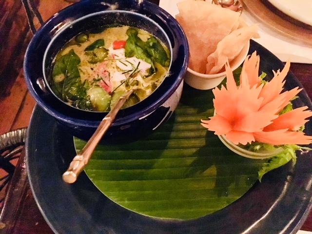 タイ世界的名店『ブルー・エレファント』でディナー