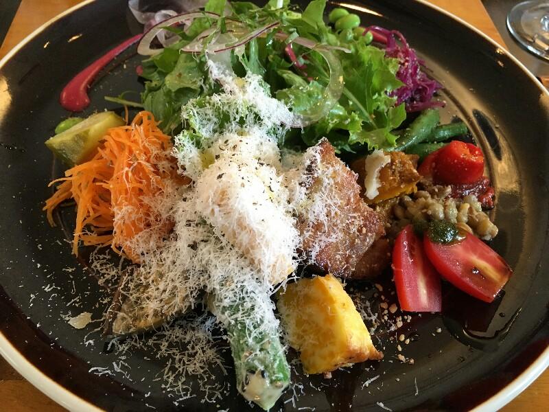 【富谷市成田】大地の恵みに感謝する!野菜が美味しいイタリアン