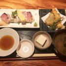 吉祥寺の人気居酒屋「魚猿」の旬の鮮魚たっぷりランチ!
