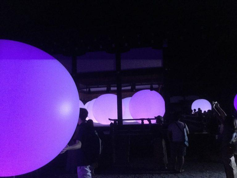 夏の夜にオススメ!世界遺産下鴨神社【糺の森の光の祭】