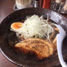 清田の羊ケ丘通りは美味いもの通り、ラーメンは綱取物語