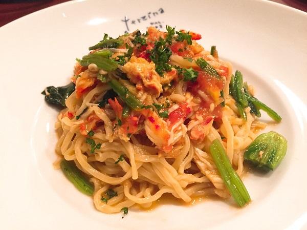 北海道発イタリア料理の名店【テルツィーナ】札幌ファクトリーレンガ館