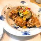 【成城学園前】駅直結!「墨花居」お粥中華ランチで癒されました。