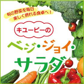 2カ月目はカボチャサラダ・料理写真を募集!「#ベジジョイサラダ」キャンペーン