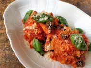 食欲の秋がやってきた! イタリア風肉団子の煮込み~ポルペット~【有川奈名子のタナバタキッチン】