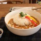 【新宿三丁目】新宿御苑前、癒しのカフェでBOWLS(どんぶり)ランチ!