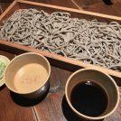 【三軒茶屋】絶品!板蕎麦と蕎麦茶プリン@板蕎麦山灯香〜都内で楽しむ田舎蕎麦#2