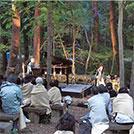 【茨木】9月2日(日)茨木市里山センターで「森が音楽会」を初開催