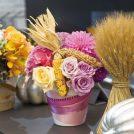 10/31(水)までの期間限定、約42%お得にNFD資格取得 パリスタイルの花の資格に挑戦