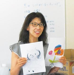 松谷桂子さん