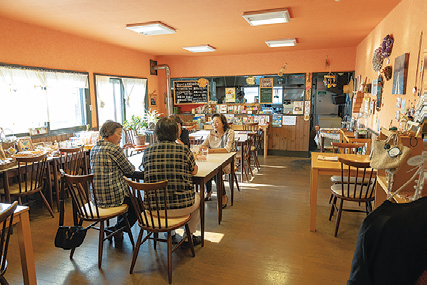 自然食カフェのおひさま