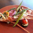 地中海のような、非日常空間で味わう新鮮なシーフード料理♪芦屋「マレロッソ」