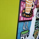 とってもアーティスティックな大人カフェ「アレグリア」@はなみずき通り