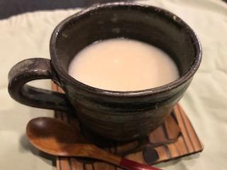 季節の変わり目に飲む点滴・米麹甘酒で菌活
