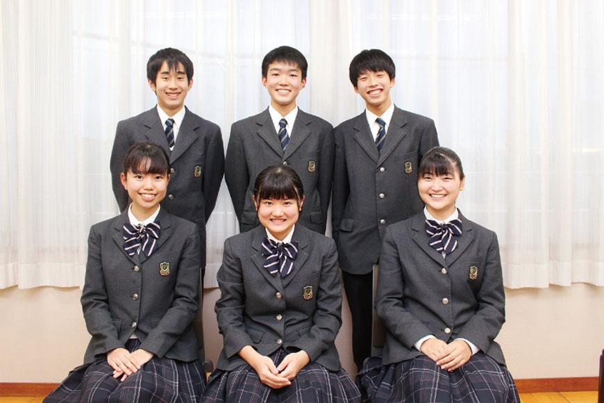 大成中学校
